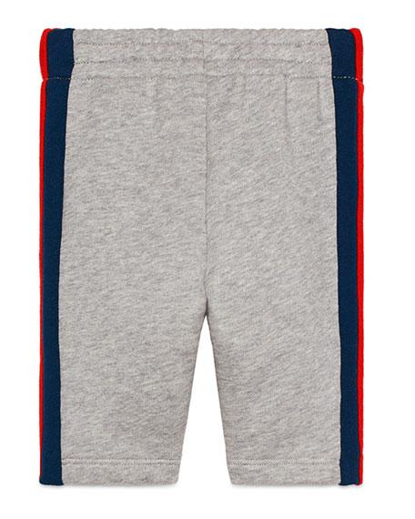 Web-Trim Jogger Pants, Size 9-36 Months