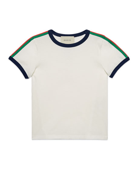 Web-Trim Kingsnake Tee, Size 4-12