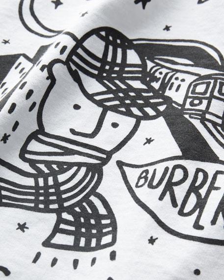 London Boy Graphic Short-Sleeve T-Shirt, Size 4-14
