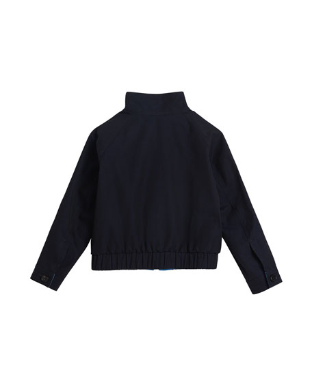 Harrington Reversible Jacket, Size 4-14
