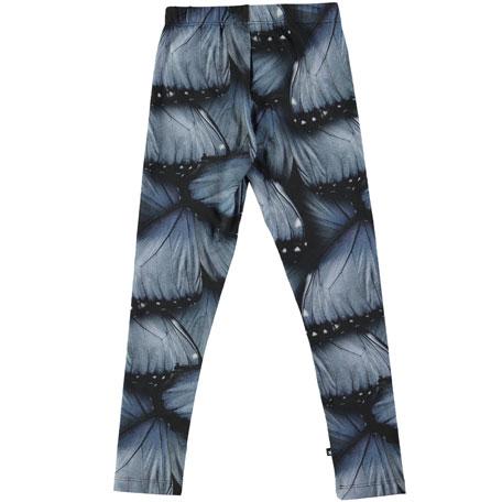 Niki Floral-Print Leggings, Size 3-12