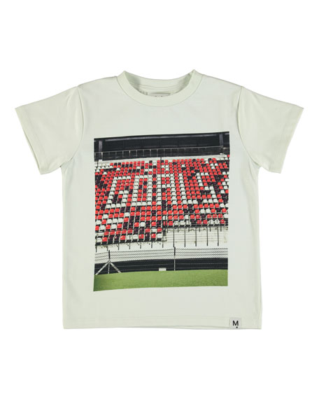 Road Goals Short-Sleeve Tee, Size 4-12