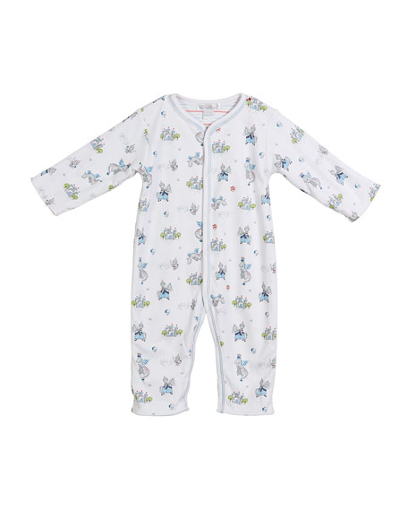 King of the Castle Reversible Coverall, Size 3-24 Months