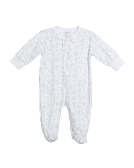 Jungle Out There Footie Playsuit, Size Newborn-9M