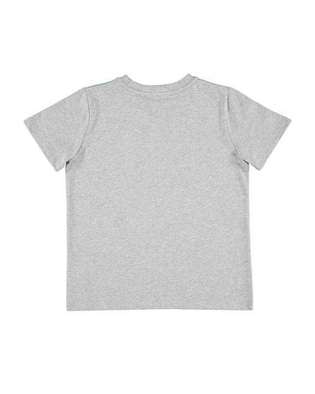 Raddix Short-Sleeve Car & Smoke Tee, Size 4-12