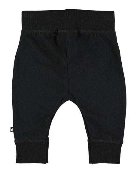 Sammy Solid Knit Pants, Size 6-24 Months