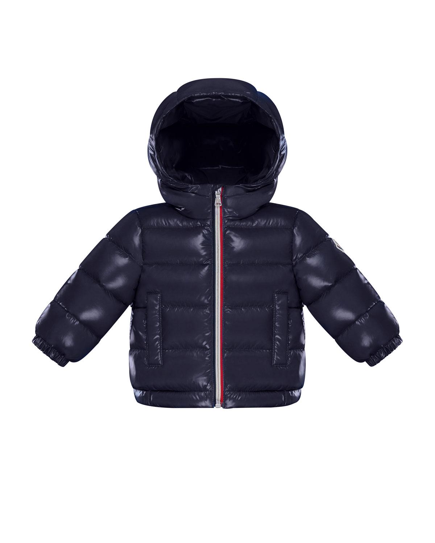 46bbf05f8bb8 Moncler New Aubert Puffer Jacket w  Tricolor Zipper
