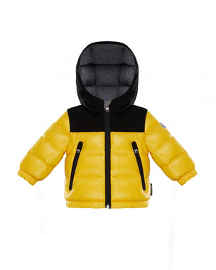 c94b4f27e382 Moncler Jackets   Coats for Kids at Neiman Marcus