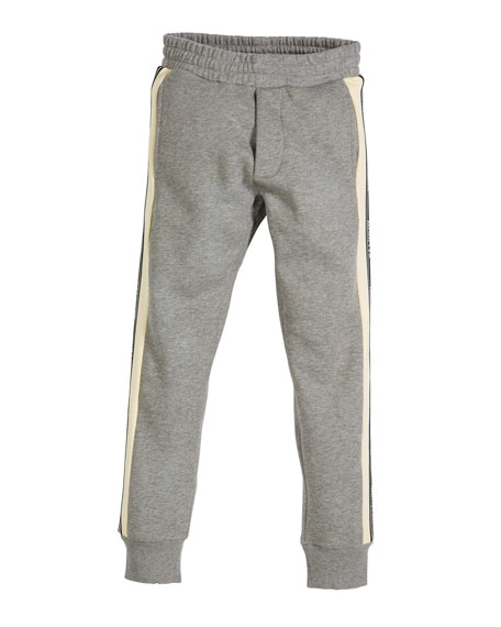 Completo Colorblock Jacket & Joggers Set, Light Gray, Size 4-6