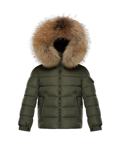 Boys' Byron Hooded Puffer Jacket, Size 8-14