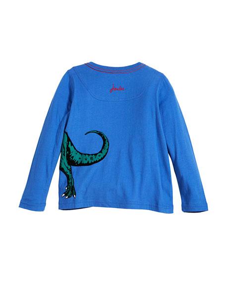 Finlay T-Rex Long-Sleeve T-Shirt, Size 2-6