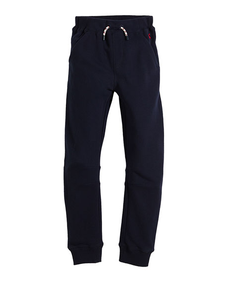 Sid Cotton-Blend Sweatpants, Size 2-6