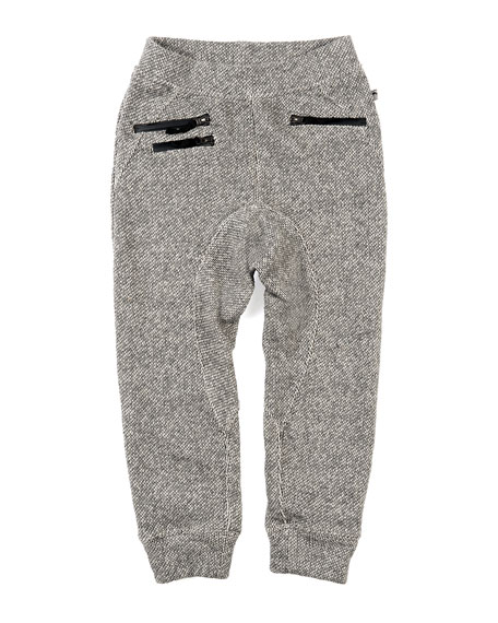 Appaman Parket Sweatpants w/ Zip Pockets, Size 2-10