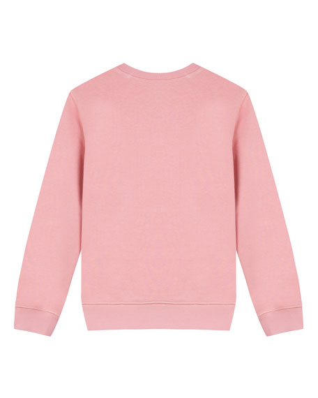 Tiger Face Icon Sweatshirt, Sizes 14-16