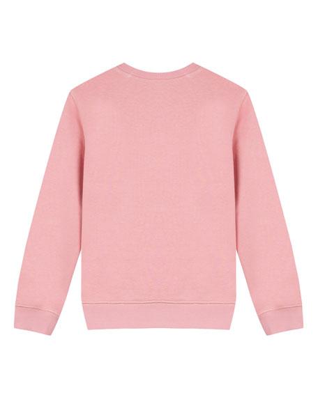 Tiger Face Icon Sweatshirt, Sizes 8-12
