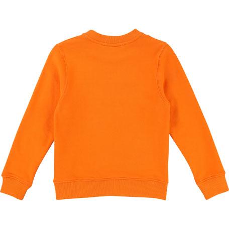 Logo Pullover Sweatshirt, Size 12-14