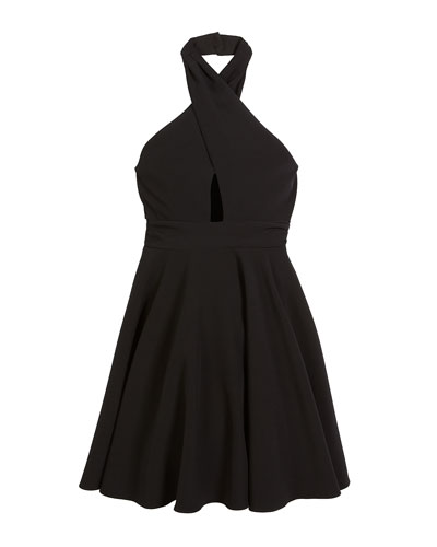 Sydney Halter Dress, Size 8-16