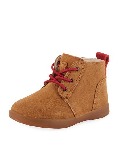 Kristjan Suede Boots, Toddler