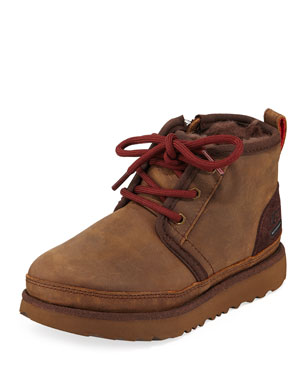 UGG Neumel II Waterproof Lace-Up Boots 5eb2f268d
