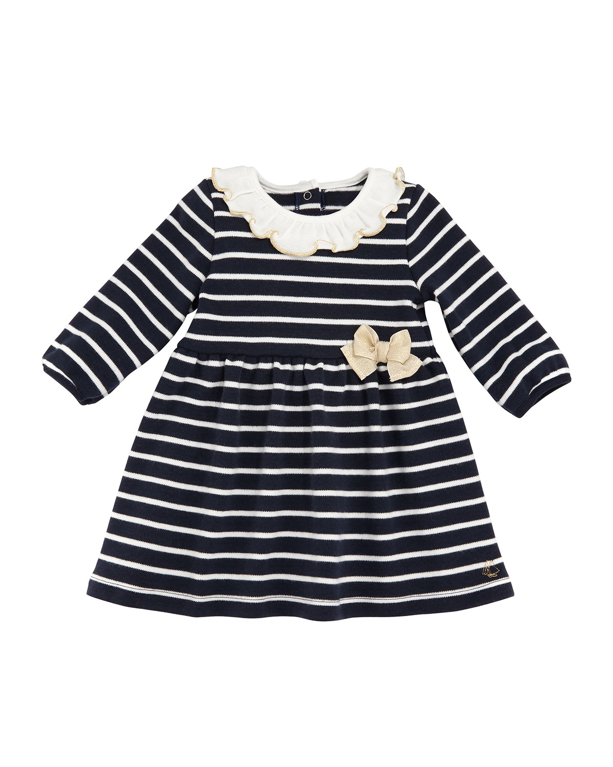 3-6 Months Baby Girls Clothes Striped Baby K Cotton Dress