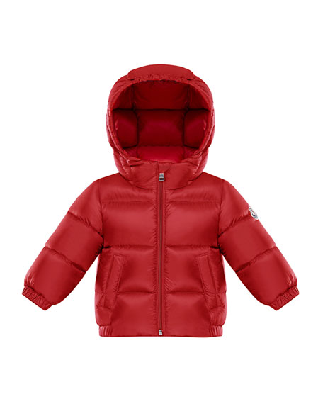 New Macaire Hooded Puffer Jacket, 12M-3