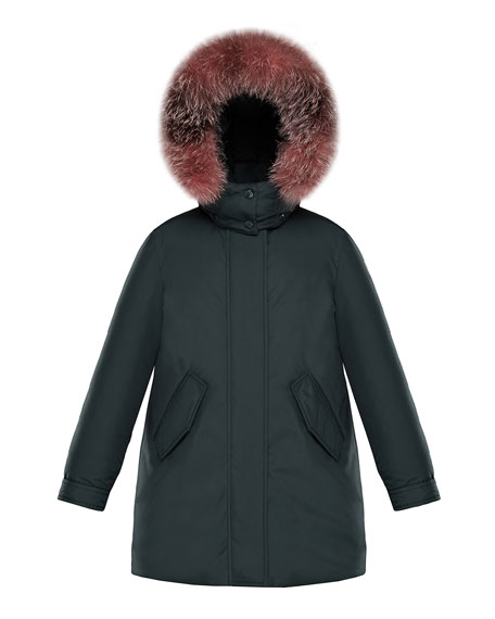 moncler jacket temperature