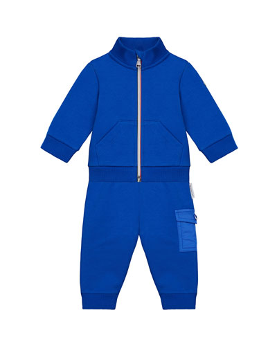 Two-Piece Matching Outfit Set, Size 6M-3