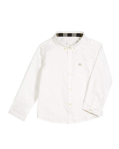 Fred Long-Sleeve Shirt, Size 12M-3
