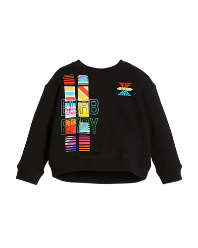 Video Game Graphic Sweatshirt, Size 4-14