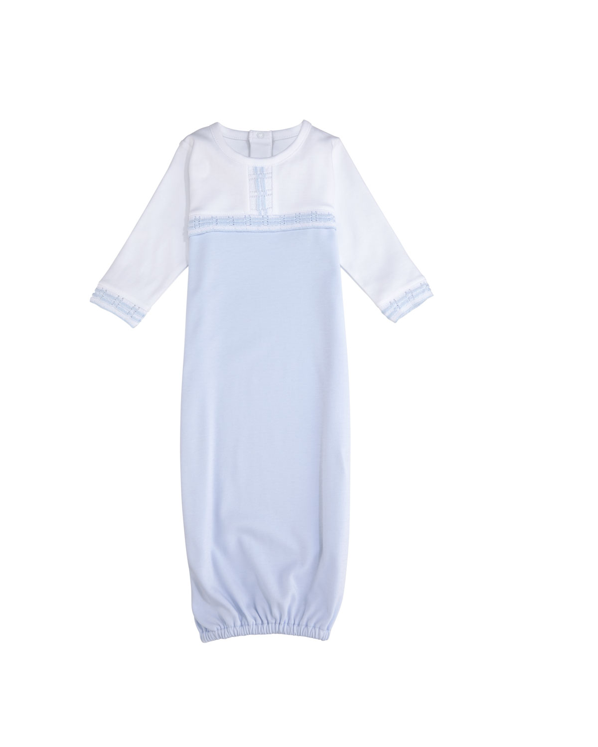 Kissy Kissy Homecoming Two-Tone Convertible Gown, Size Newborn-S ...