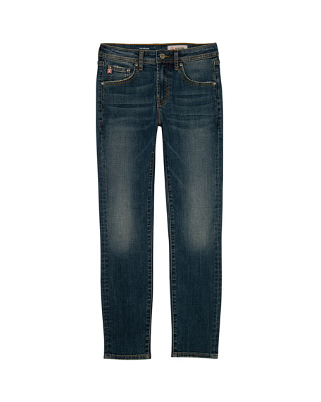 Stryker AG-ed Slim Straight Denim Jeans, Size 8-16