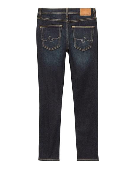 Kingston Roadside Slim Skinny Distressed Denim Jeans, Size 8-16