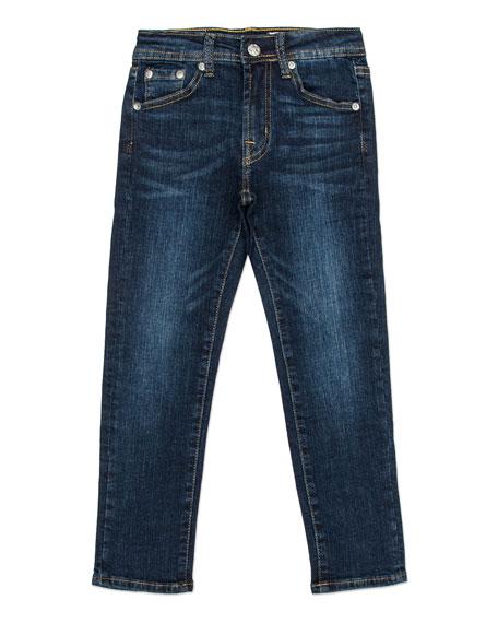 Stryker Slim Straight Denim Jeans, Size 4-7