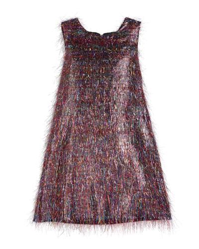 Roxy Rainbow Sparkle Dress, Size 7-16