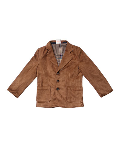 The Decathlon Blazer, Size 2-8