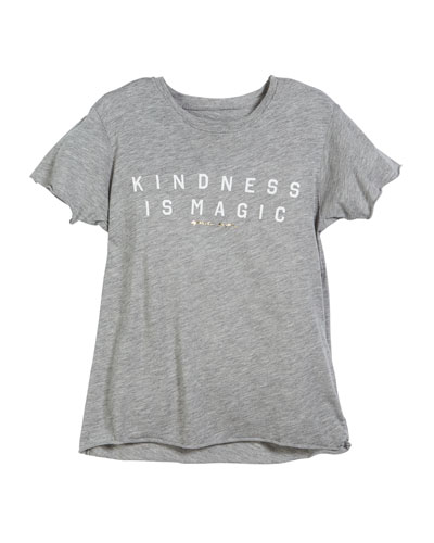 Kindness Is Magic Tee, Size 6-14