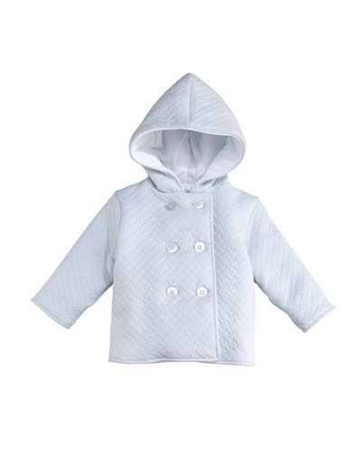 Classic Jacquard Padded Jacket, Size 3-18 Months