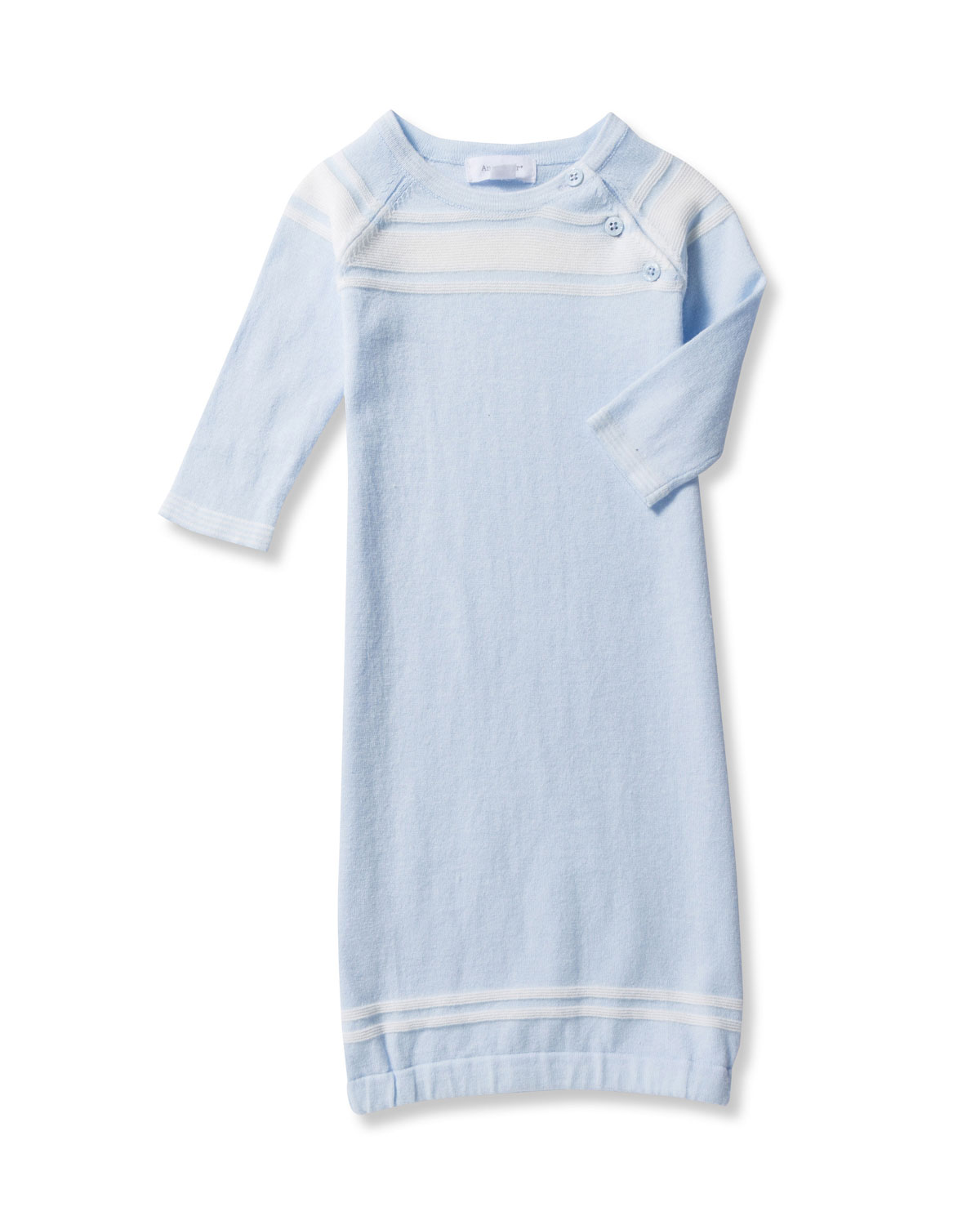 Angel Dear Take Me Home Knit Gown, Size 0-3 Months | Neiman Marcus