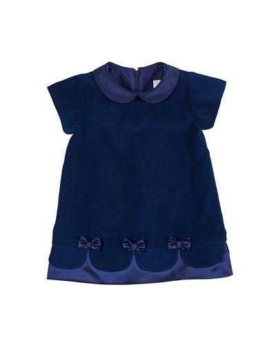 Royal Treatment Velvet Dress, Size 2-6X