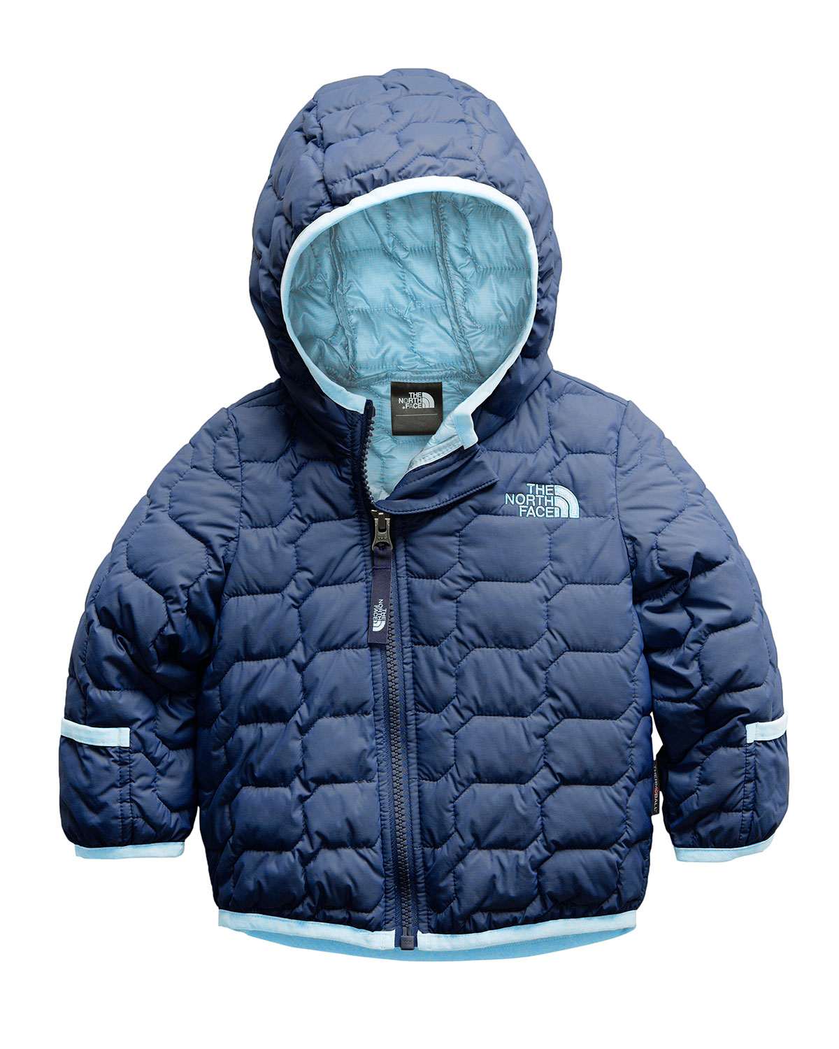 25e37ab7b87 The North Face ThermoBall Hooded Zip-Up Jacket