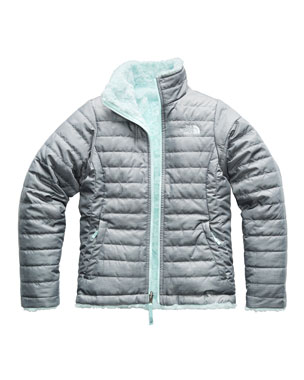 39c9f156e4fb The North Face Kids  Jackets   Clothing at Neiman Marcus