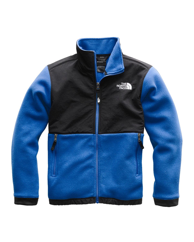 32127ff7e3cd The North Face Denali Two-Tone Fleece Jacket
