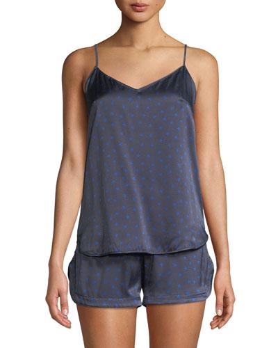Betty Twinkling Cami & Short Pajama Set