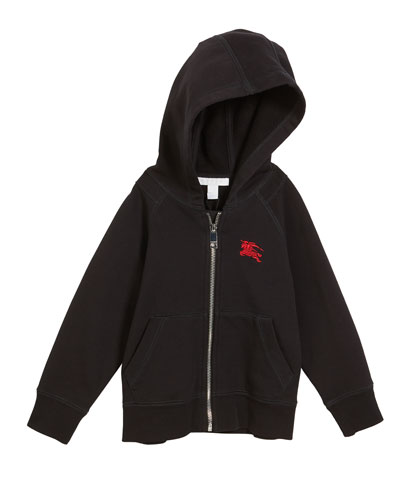 Gunther Zip-Up Hooded Jacket, Size 3-14