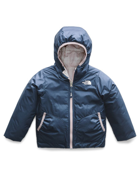The North Face Perrito Reversible Hooded Taffeta Jacket,