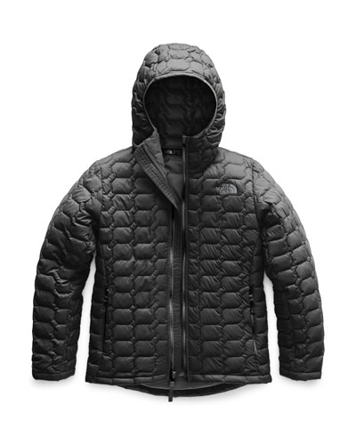 Quilted ThermoBall Hooded Jacket  Size XXS-XL