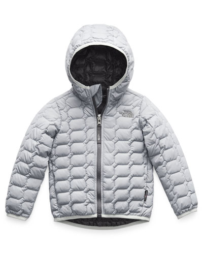Quilted ThermoBall Hooded Jacket, Size 2-4T