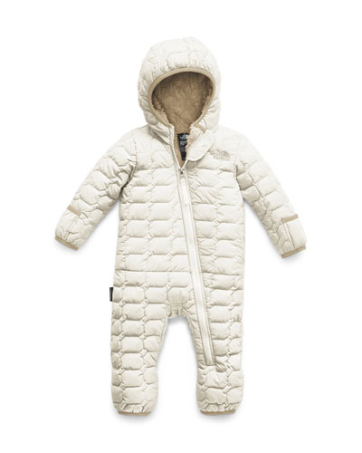 the north face quilted thermoball bunting size 6 24 months