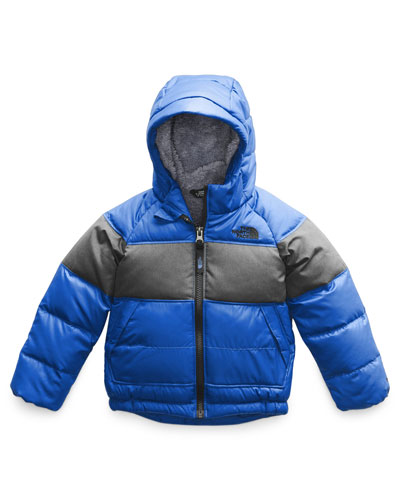 Moondoggy 2.0 Hooded Down Jacket, Size 2-4T