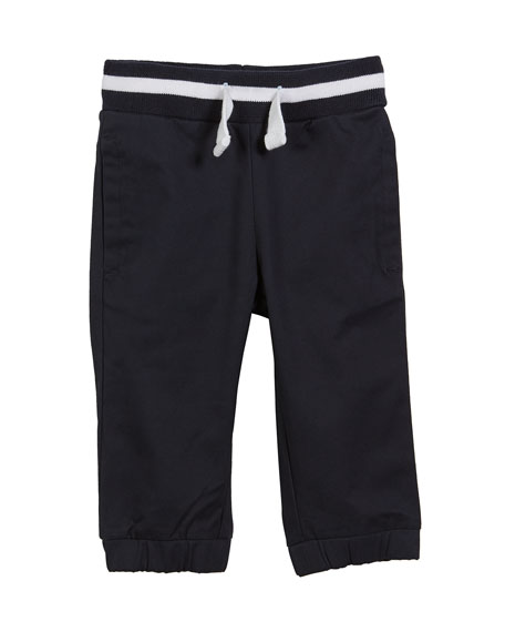 Andy & Evan Cotton-Stretch Jogger Pants, Size 3-24